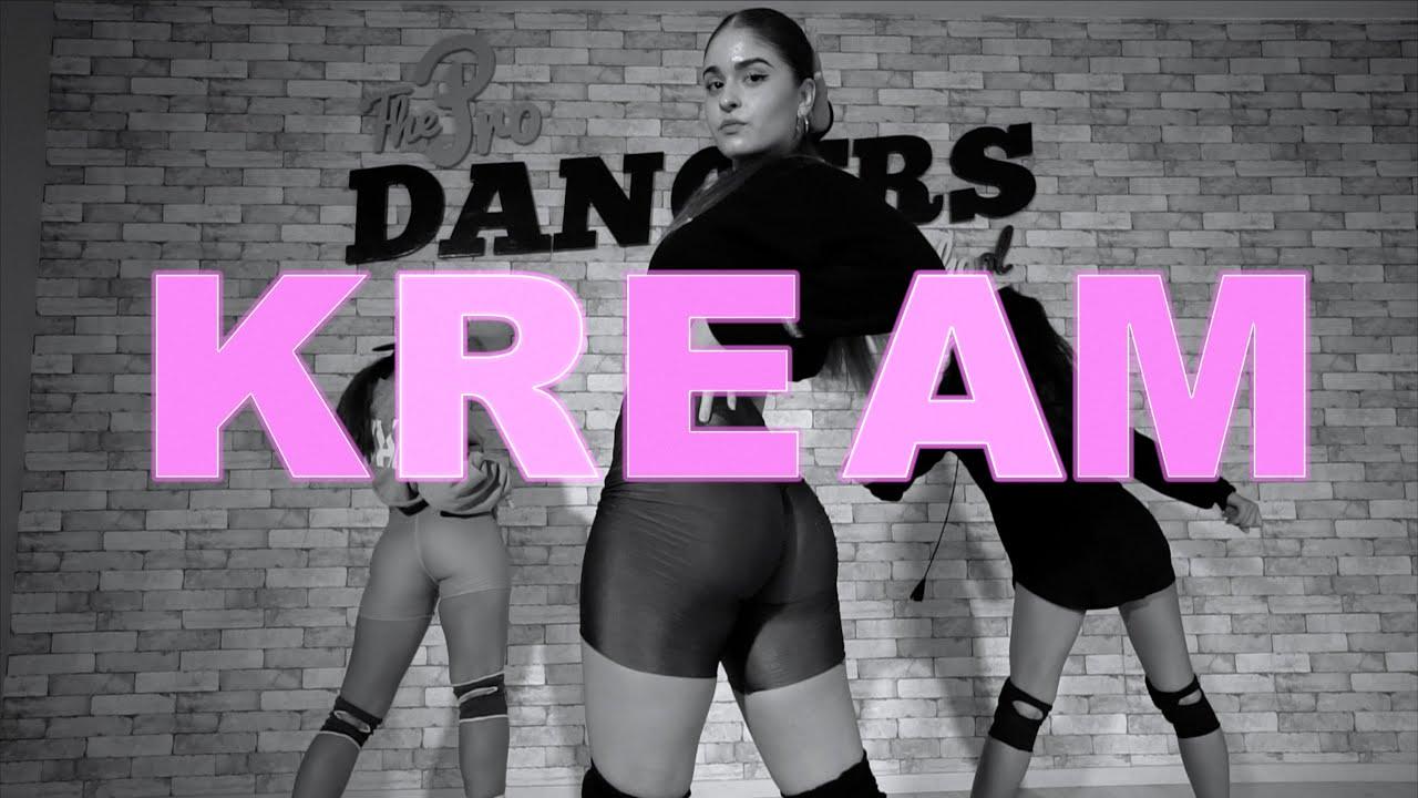 #Kream #IggyAzalea | Choreography by @clairekarapidaki | @prodancersschool