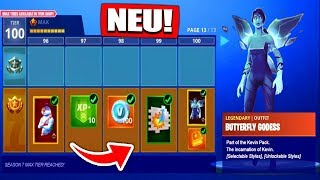 Fortnite SEASON 7 Battle Pass, Thema, Skins, Leaks & Gerüchte! - Fortnite Battle Royale