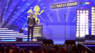 Carl Einar Häckner Humorzone