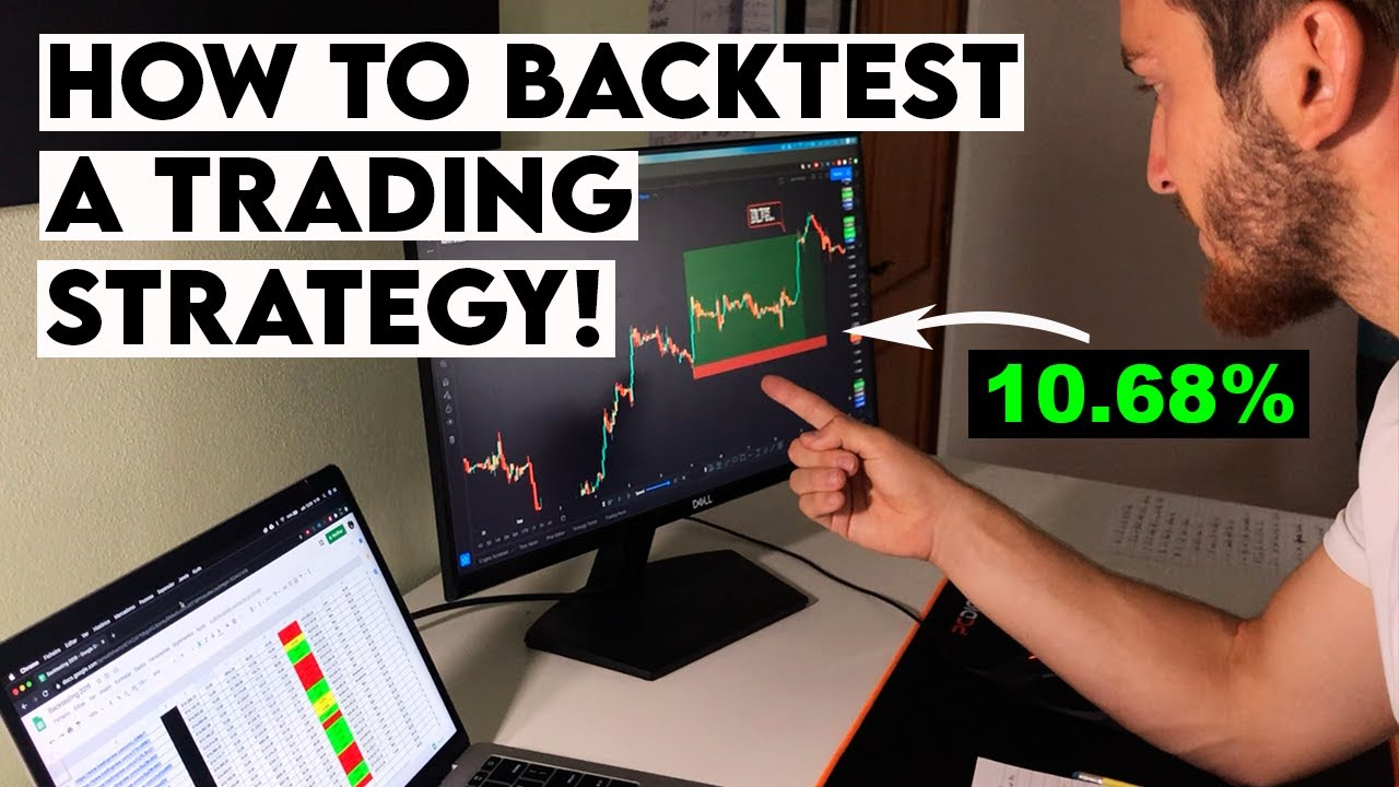 How I BACKTEST a Forex Trading Strategy   Forex Processes ...