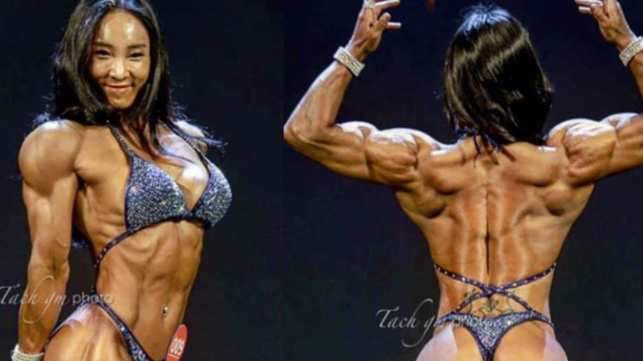 Have naked asian female bodybuilders
