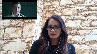 "Moroccan Sofia  Reacts to  ""RUSTOM"" Akshay Kumar Movie Trailer."