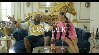 Boss Talk with Pretty Vee and Rick Ross