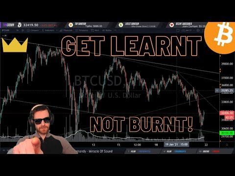 BITCOIN LIVE PRICE ACTION! DUMP OR PUMP?
