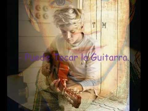Niall James Horan - (intereses & curiosidades)