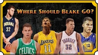 Blake griffin free agency 2017: top 5 destinations
