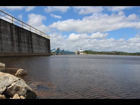 Barragem de Ponto Novo está com 90,47% da sua capacidade; vídeo