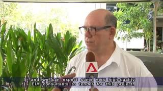 LTA receives Cross Island Line working group's report - 02Feb2014