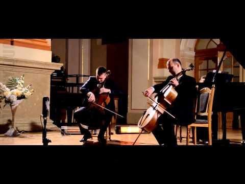 Dmitri Shostakovich - Prelude for 2 cellos and piano