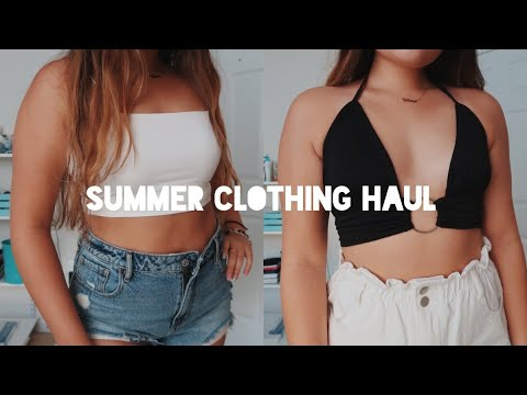 SUMMER TRY-ON CLOTHING HAUL 2020 (princess Polly, Urban, Shein...)