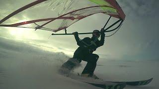 kitewing 2017 ski
