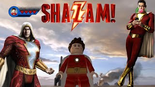 Lego BatMan Characters in Lego Marvel 2 part 4