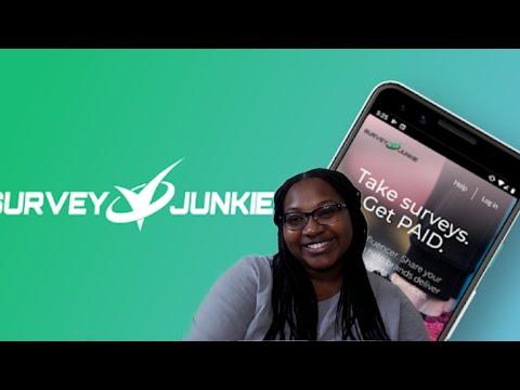 SurveyJunkie.com Review + Make Money Online. http://bit.ly/2Mr9Jh9