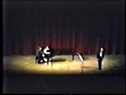Concert Giuseppe Di Stefano 1981 Roma