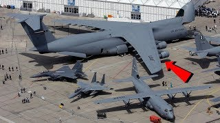Nasıl Uçtuğuna İnanamayacağınız Dünyanın En Büyük Uçakları