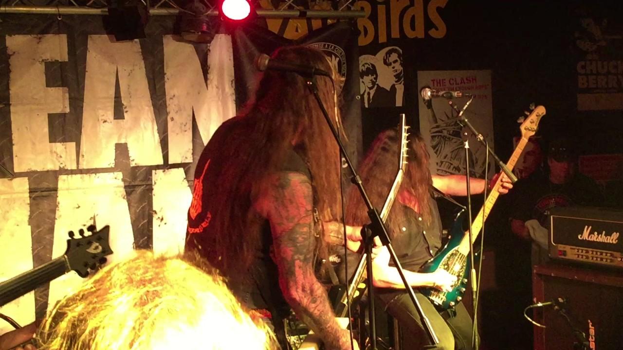 Chris Holmes(X W.A.S.P Guitarist), Mean Man, Live Grimsby ...