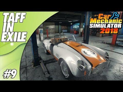 Car Mechanic Simulator 2018 | Part 9 | Cleaning up the Cobra