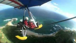 Trike Flying Oahu Hawaii with Paul Hamilton