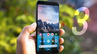 Pixel 3 Review! Coming Back To Stock Android After 4 Years...