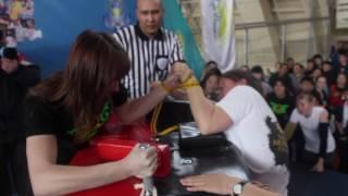 Чемпионат РК по армрестлингу среди юниоров,молодежи,ветеранов и инвалидов Алматы 2017