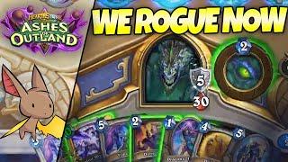So We're Rogue Now... | Firebat Hearthstone