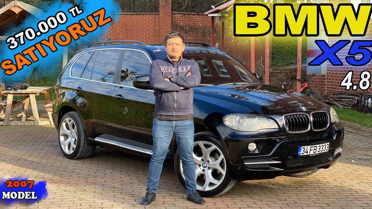 370.000TL 2007 Model BMW 4.8İ V8 SATIYORUZ I Aslanoğlu Haydar