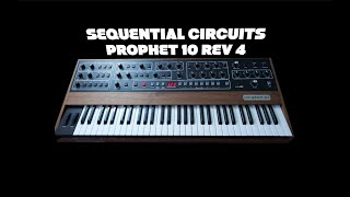 Sequential Prophet 10 Rev 4