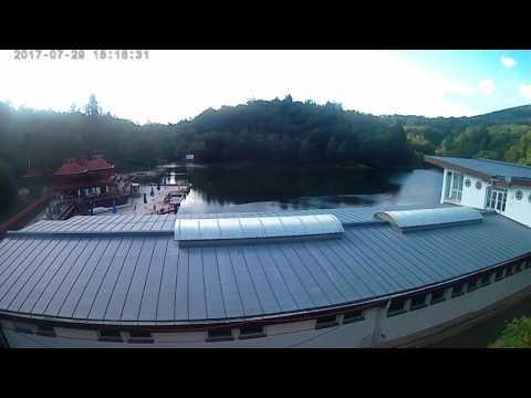 La baie la Sovata, Lacul Ursu 29-07-2017