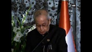 India condemns all forms of terrorism, says Pranab Mukherjee