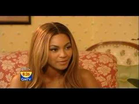 Beyonce GMTV Interview