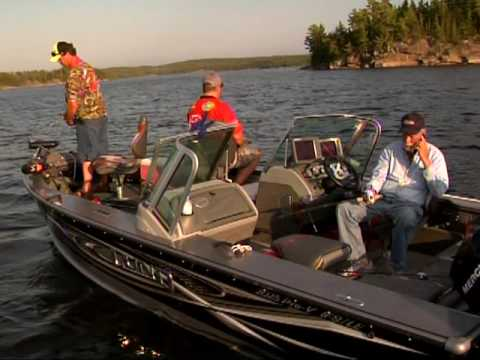 Gary Roach Mr Walleye Adventures North TV  AYA Trip2