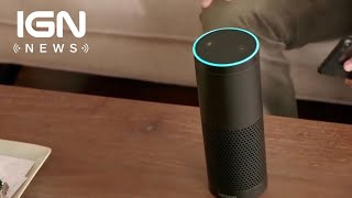 Amazon Alexa Is Randomly, Creepily Laughing at People - IGN News