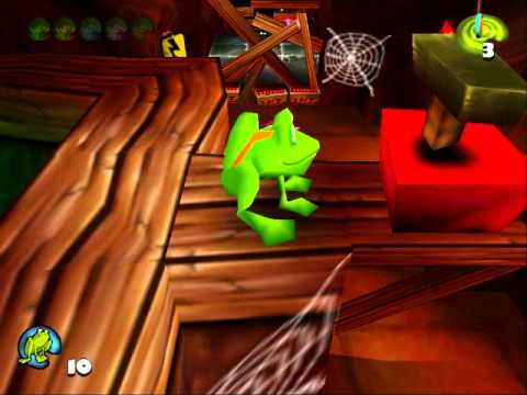 frogger 2 swampys revenge full game free download
