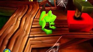 Let's Play Frogger 2: Swampy's Revenge [Part 1]