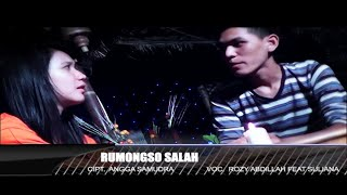 Rozy feat Suliyana - Rumongso Salah [Official Video]