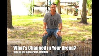 What's Changed in Your Arena?