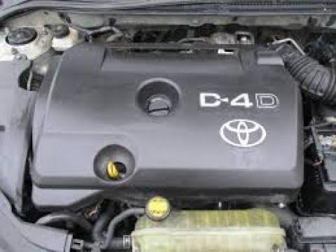 Ошибка Р0088 , Р0087 Toyota Corolla Verso. Не стабильные обороты ХХ. Аварийный режим авто.
