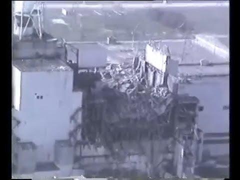 Рассекреченные съемки Чернобыль