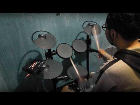 Drum Cover Last Child - Lagu Terakhir Untukmu YAMAHA DTX450K By : Aguzrush