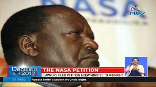 Raila says Uhuru's win was illegitimate in new body of evidence thumbnail