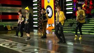 BTOB - WOW, 비투비 - 와우, Music Core 20120929