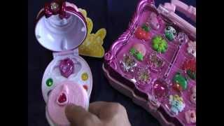 スマイルプリキュア!のおもちゃ「キュアデコレクション レインボーキュアデコルセット」の ハッピーレインボーキュアデコルになります。...