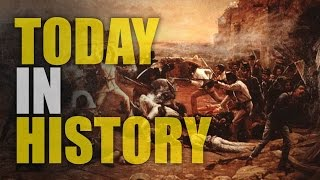 Today in History: Remember the Alamo? (1836)