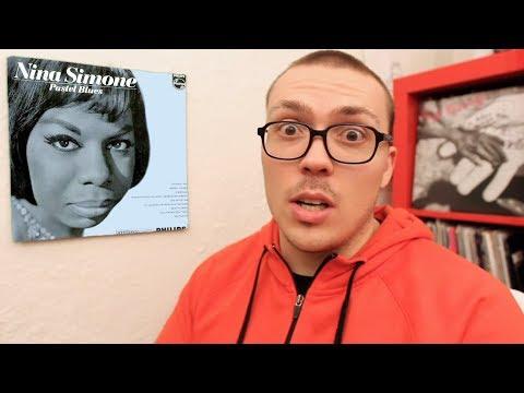 Nina Simone - Pastel Blues ALBUM REVIEW