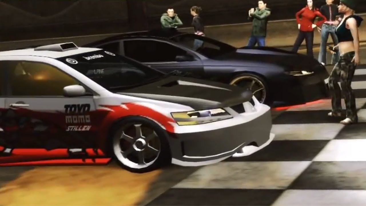 Need For Speed Underground 2 Final Race Youtube