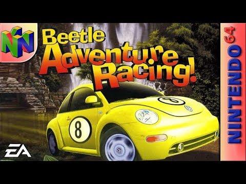 Longplay Of Beetle Adventure Racing