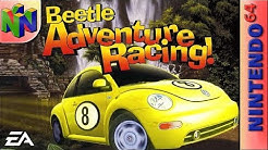Longplay of Beetle Adventure Racing
