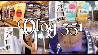 Shopping im DM, PRIMARK & H&M + HAUL l SSW 20 l Vlog 351