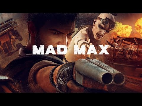 Mad Max Pelicula Completa Español | Full Movie All Cutscenes (Game Movie 2015) Videojuego 1080p