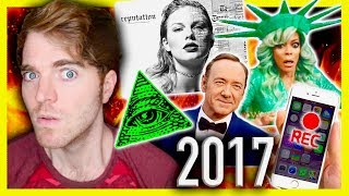 POPULAR 2017 CONSPIRACY THEORIES thumbnail